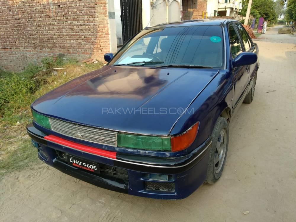 Mitsubishi Lancer GLX 1.3 1988 Image-1