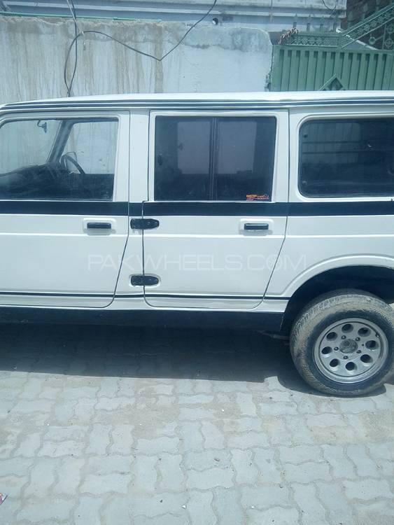 Suzuki Sj410 1989 Image-1