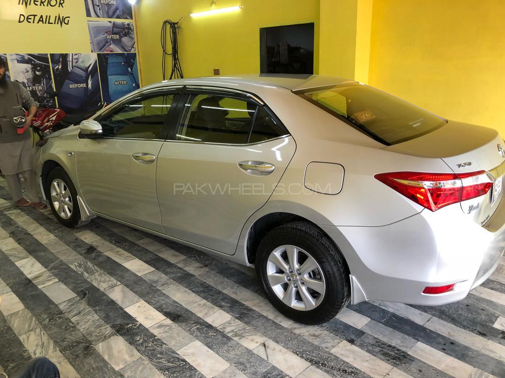 Toyota Corolla Altis 1.8 2018 Image-1