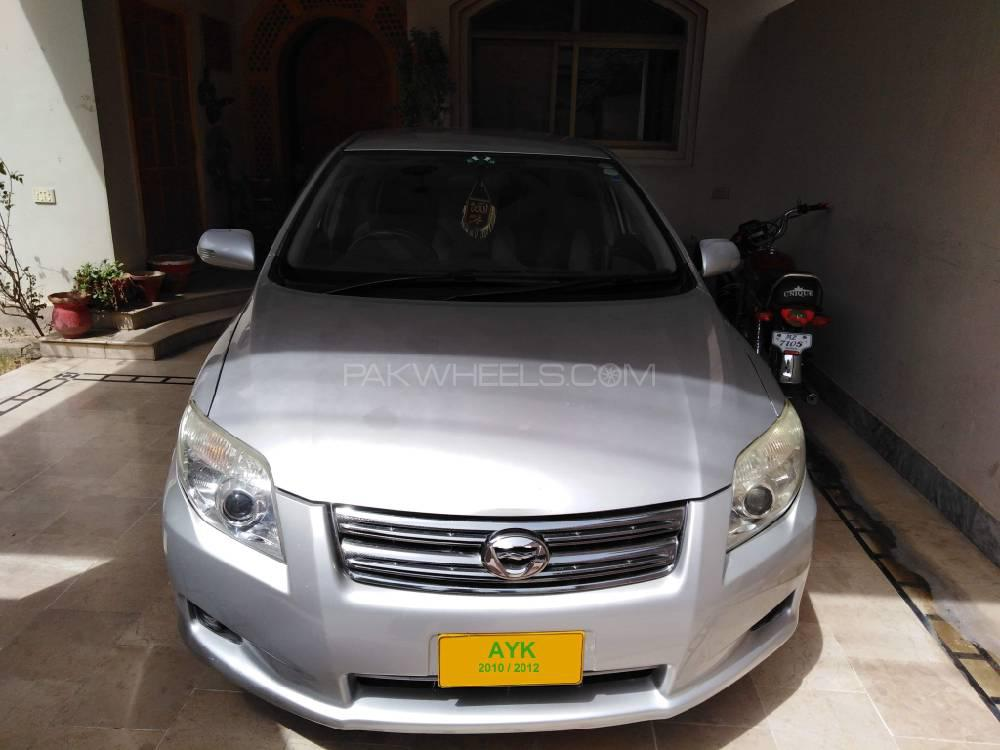 Toyota Corolla Axio X HID Extra Limited 1.5 2010 Image-1