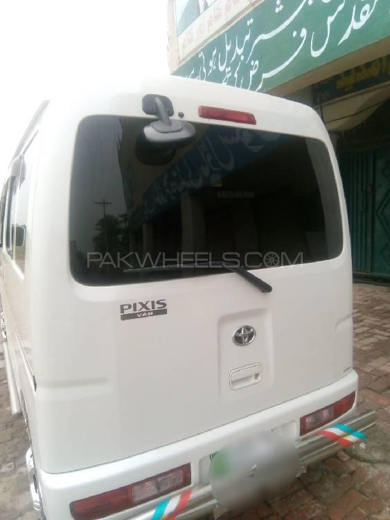 Toyota Pixis Van 2018 Image-1