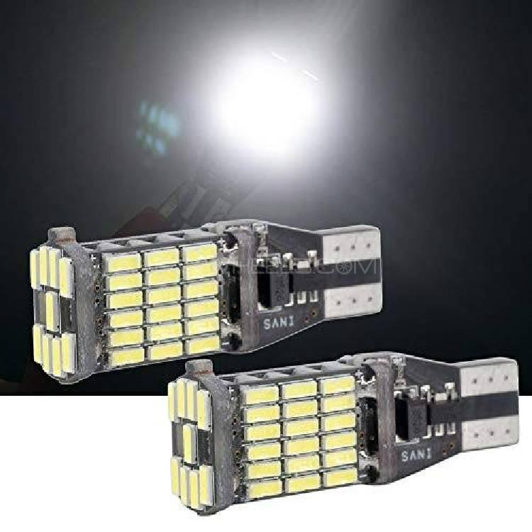 45 and 26 High power Smd Parking lights T10 w5w Image-1