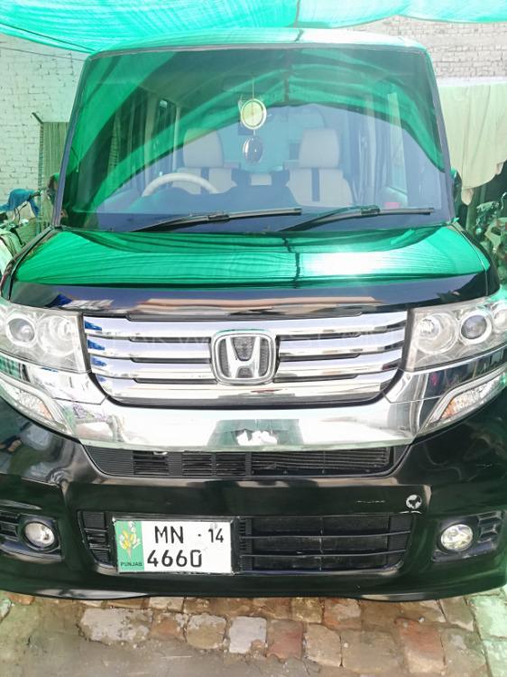 Honda N Box 2012 Image-1