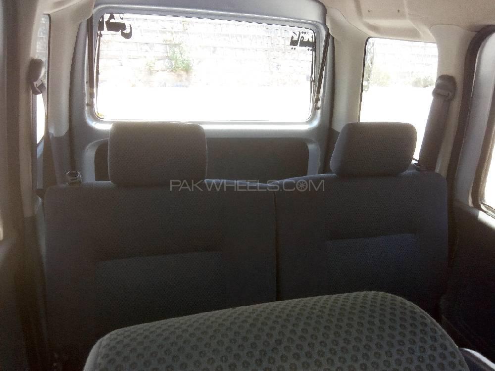 Daihatsu Hijet Cruise Turbo 2009 Image-1