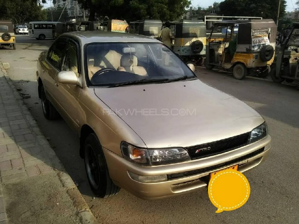 Toyota Corolla GLi Special Edition 1.6 1998 Image-1