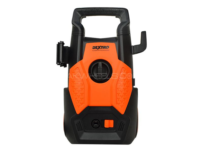 Dextro Turbo High Pressure Washer - 110 Bar Image-1