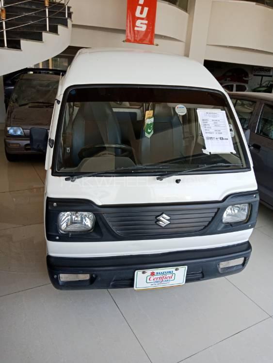 Suzuki Bolan VX Euro II 2017 Image-1