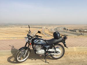 Used Suzuki GS 150 2017 Bike for sale in Karachi - 252848