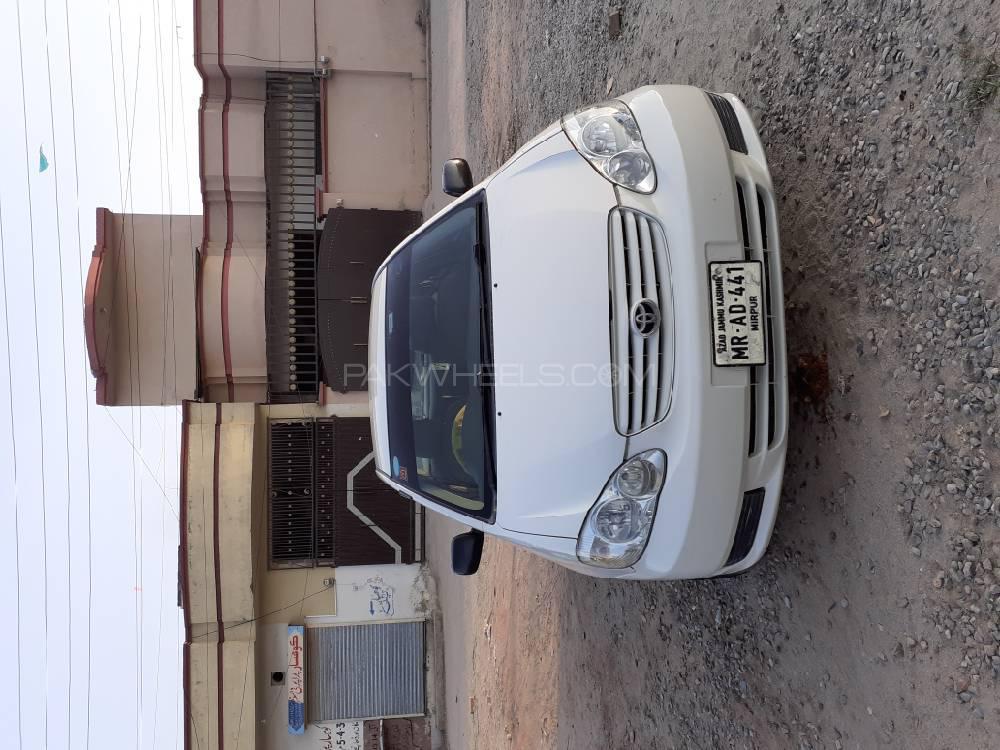Toyota Corolla 2.0D 2003 Image-1