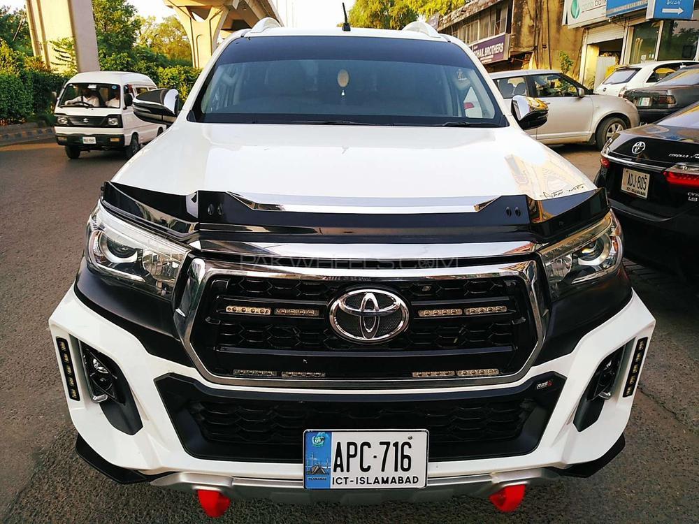 Toyota Hilux Revo G 2.8 2019 Image-1