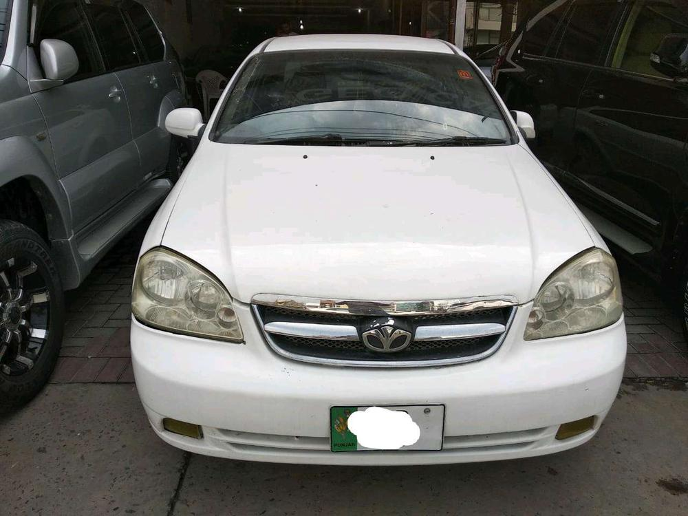 Chevrolet Optra 1.4 2005 Image-1