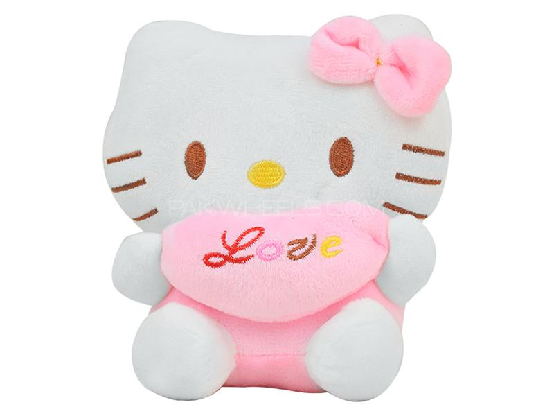 Hello Kitty Hanging Toy - Pink Image-1