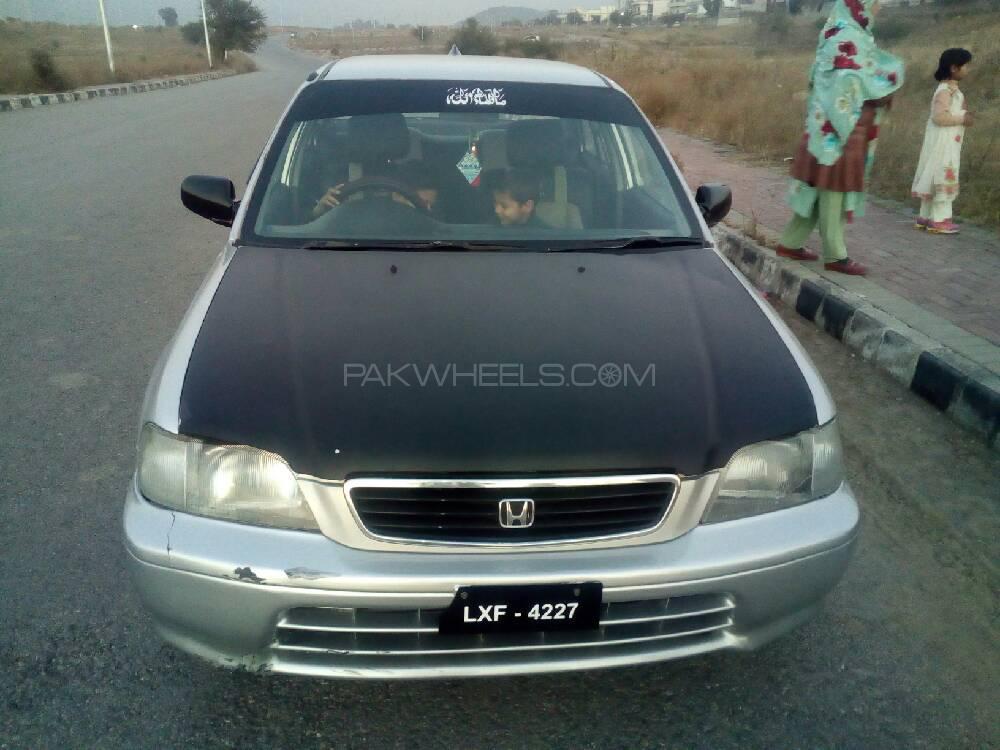 Honda City EXi 1997 Image-1