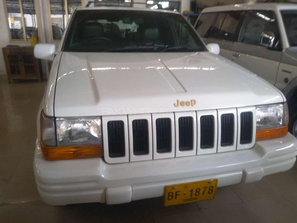 Jeep Cherokee Country Limited 1996 Image-1
