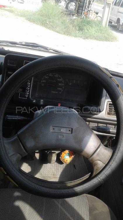 Suzuki Alto E Manual 1994 Image-1