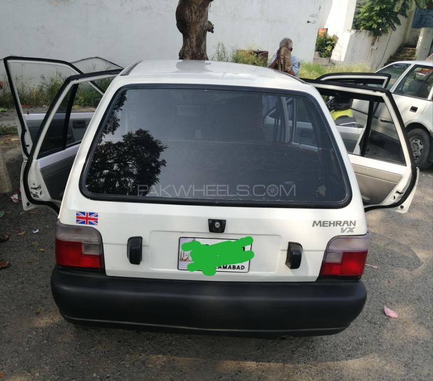 Suzuki Mehran VX Euro II Limited Edition 2016 Image-1