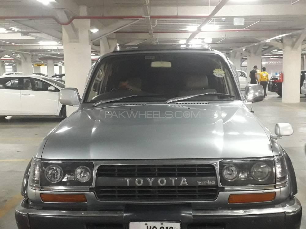 Toyota Land Cruiser VX Limited 4.2D 1994 Image-1