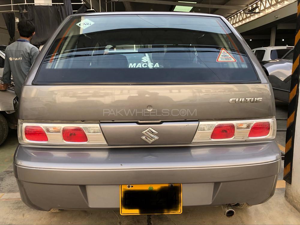 Suzuki Cultus VXRi (CNG) 2015 Image-1