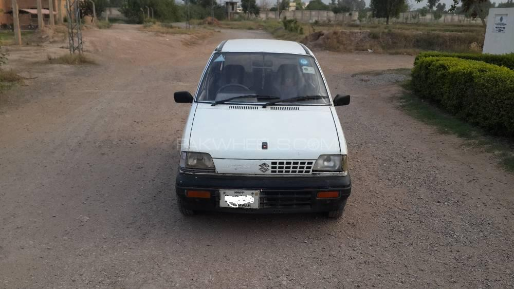 Suzuki Mehran 1997 Image-1