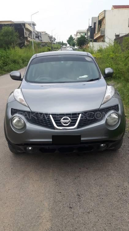Nissan Juke 15RS 2011 Image-1
