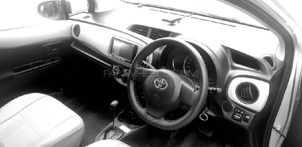 Toyota Vitz 2016 Image-1