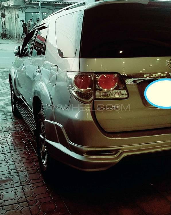 Toyota Fortuner 2.7 VVTi 2013 Image-1