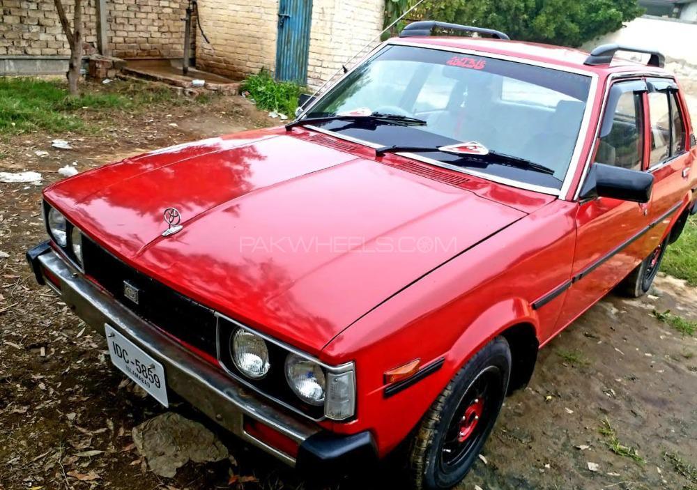Toyota Corolla DX Saloon 1980 Image-1