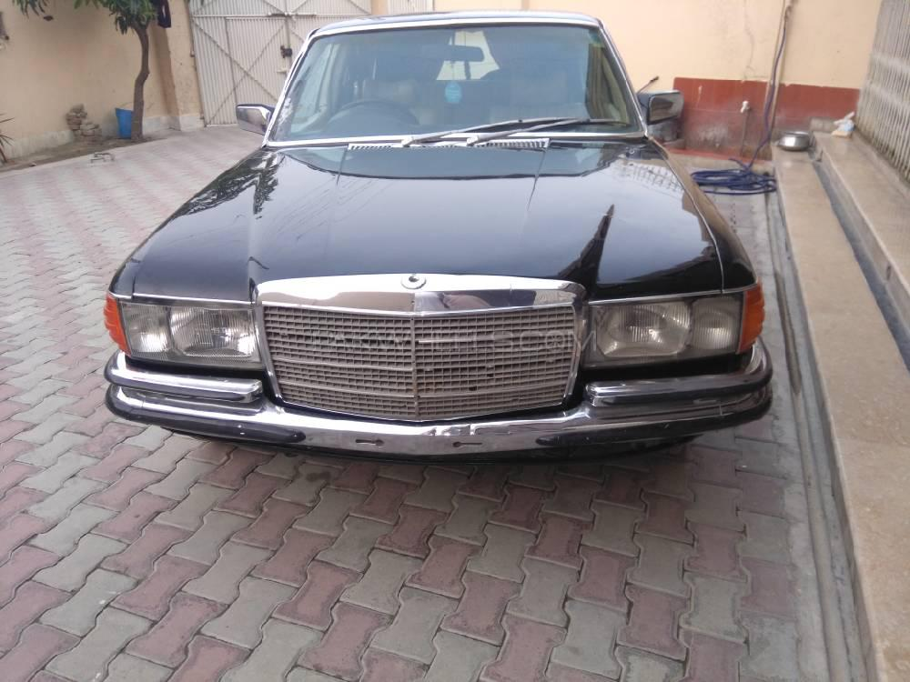 Mercedes Benz S Class 300SEL 1979 Image-1