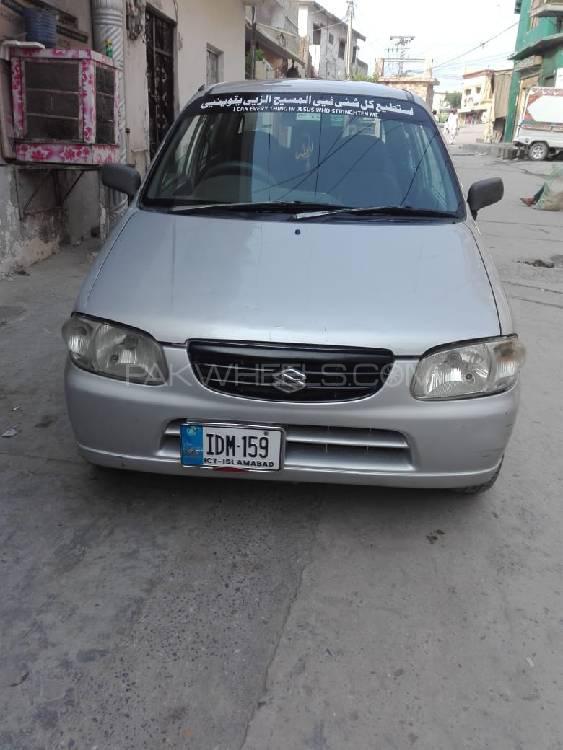 Suzuki Alto VX 2003 Image-1