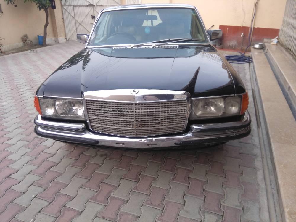 Mercedes Benz CLS Class 1979 Image-1