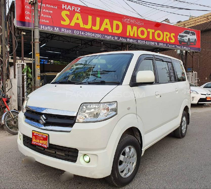Suzuki APV GLX 2018 Image-1