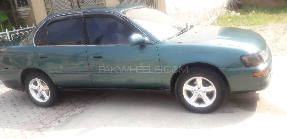 Toyota Corolla Fielder 1995 Image-1