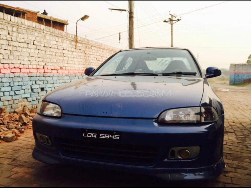 Honda Civic EX 1993 Image-1