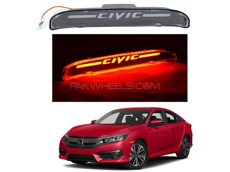 Honda Civic Inner Rear Screen Brake Lamp For 2016-2019  Image-1