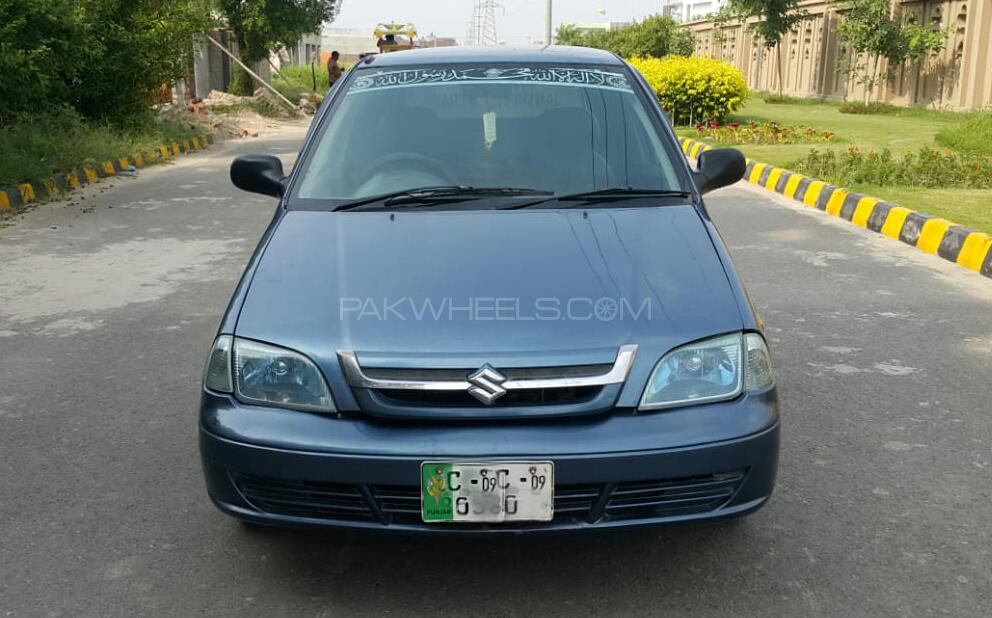 Suzuki Cultus VXRi 2009 Image-1