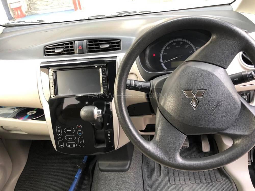 Mitsubishi Ek Wagon E 2019 Image-1