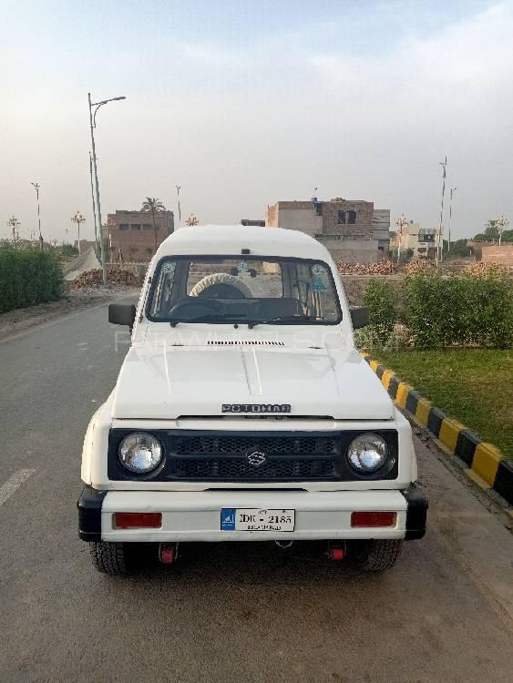 Suzuki Potohar Basegrade 2000 Image-1