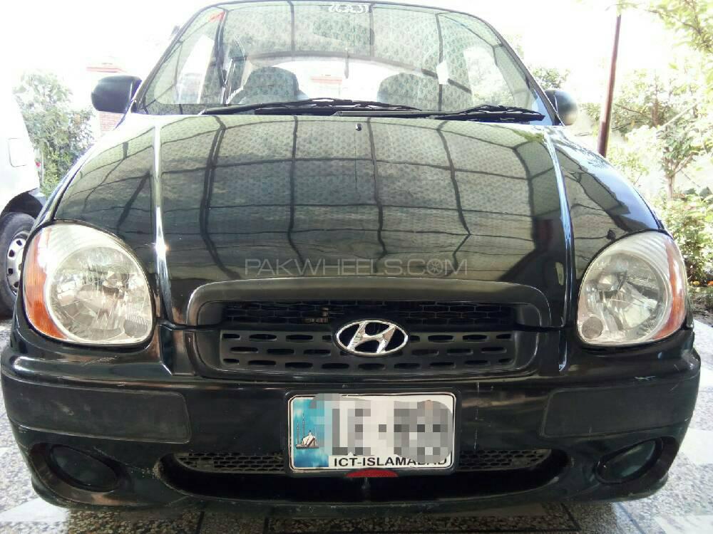Hyundai Santro Club GV 2007 Image-1