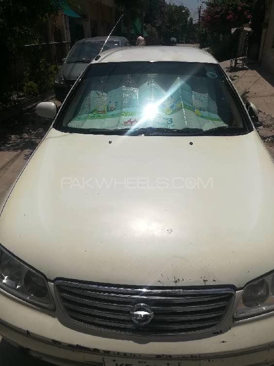 Nissan Sunny EX Saloon 1.6 (CNG) 2006 Image-1