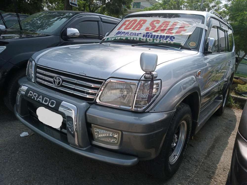 Toyota Prado TX 3.0D 1996 Image-1
