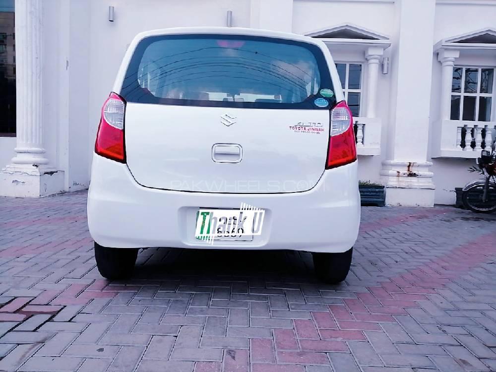 Suzuki Alto ECO-S 2012 Image-1