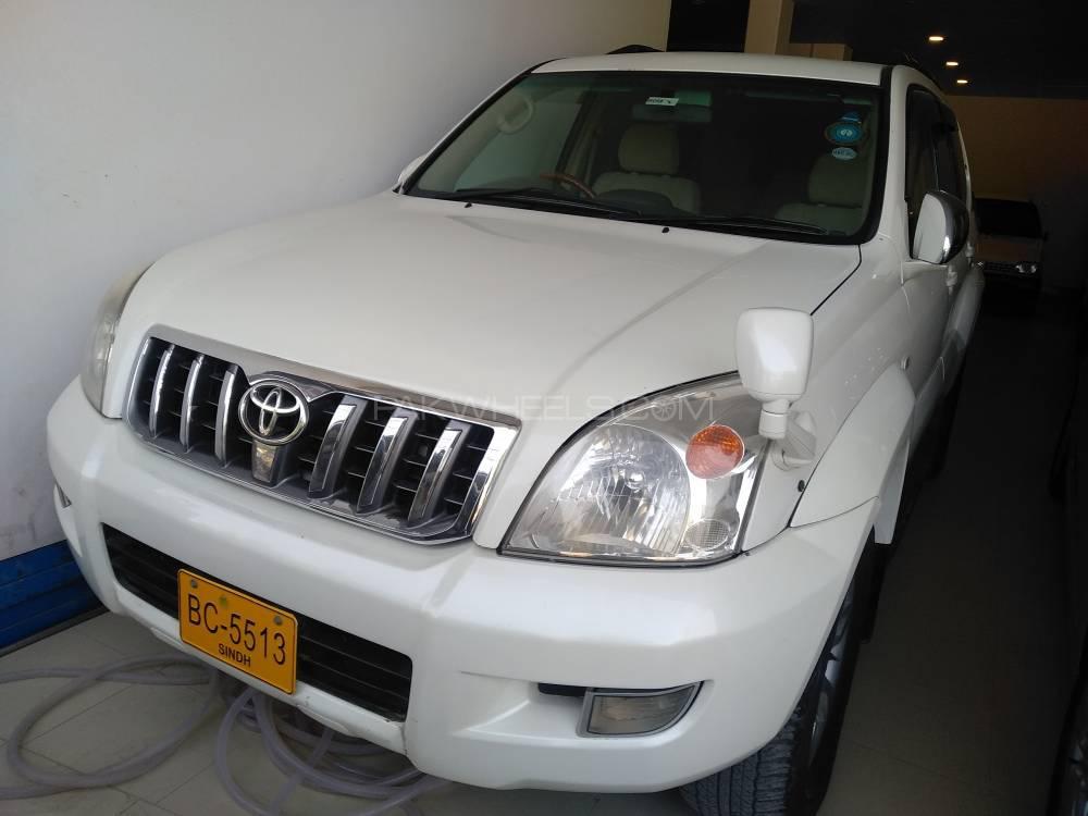 Toyota Prado TZ 3.0D 2004 Image-1