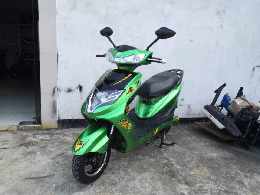 QINGQI Electric bike sporty 2020 Image-1
