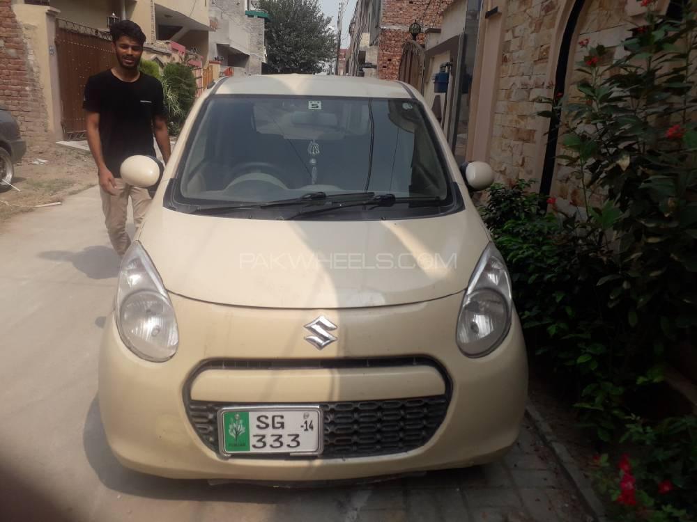 Suzuki Alto ECO-L 2011 Image-1