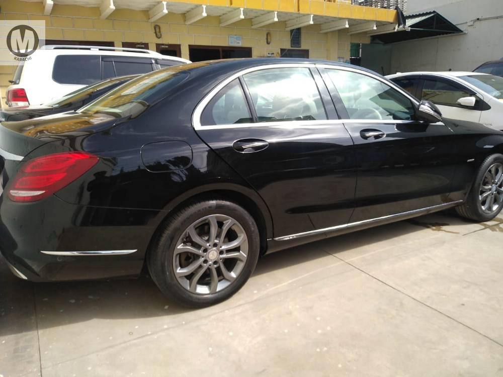 Mercedes Benz C180 MODEL 2015 REGISTER 2015  SELLER'S COMMENTS ::: MAY ALLAH CURSE LIARS :::  Merchants Automobile offers highly reliable, transparent and competitive vehicle sale-purchase options, authenticated by reputable third party evaluations, and upholding highest technical & professional standards. Merchants Automobile is a name that signifies customer trust and we believe to have long term relationship rather then one time salesmanship  We ensure reliable vehicle assessments of all our vehicles through original auction report verification for unregistered cars and Pakwheels inspection certification for registered cars  We facilitate all our customers as per 3S & 4S modern dealership concept and We also offer attractive exchange deals with your old car to our new car