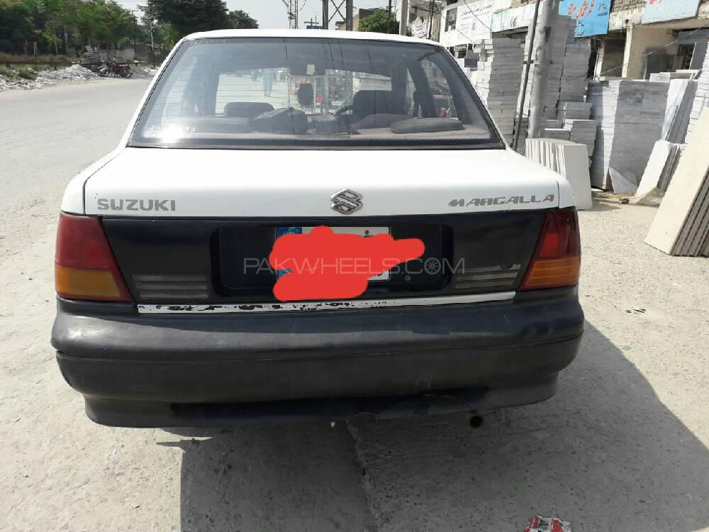 Suzuki Margalla GL Plus 1994 Image-1