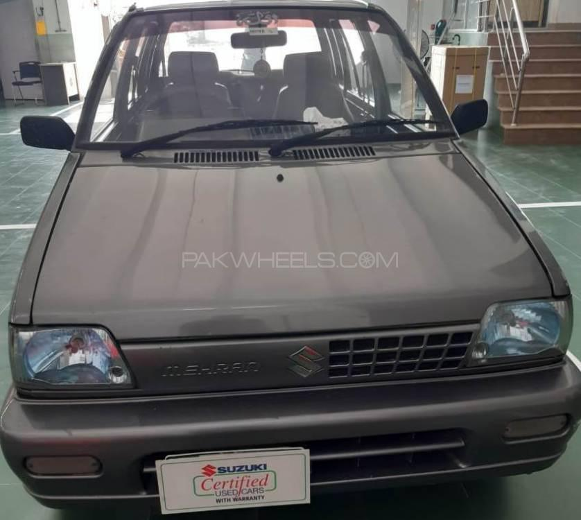 Suzuki Mehran VXR 2011 Image-1