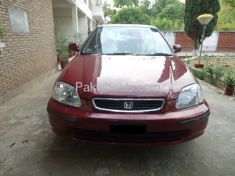 Honda Civic LXi 1996 Image-1