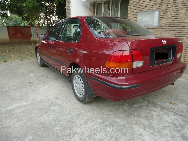 Honda Civic LXi 1996 Image-2