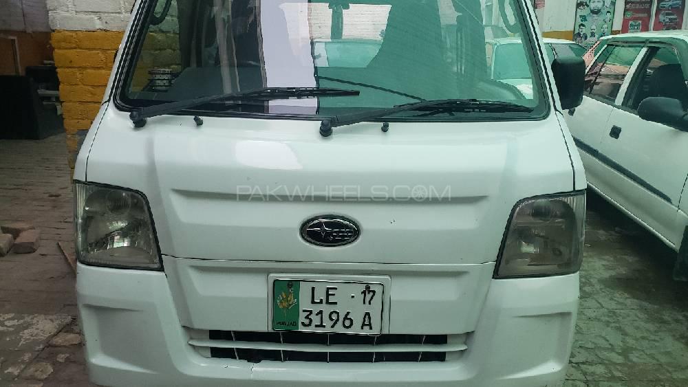 Subaru Dias Wagon LIMITED 2011 Image-1